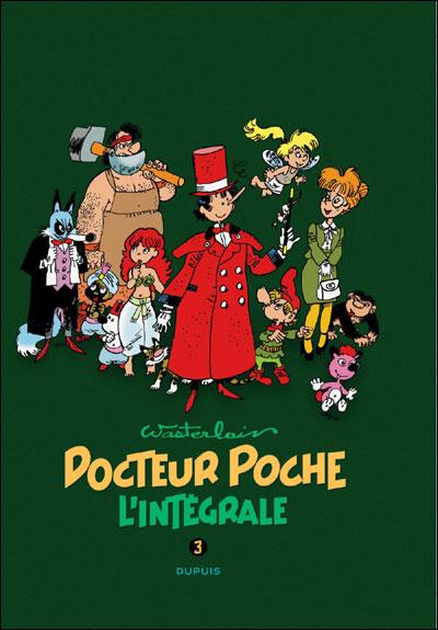Docteur Poche, l'intégrale