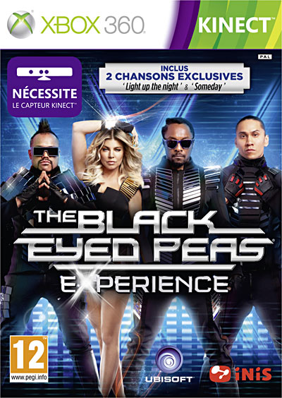 The Black Eyed Peas - Experience Edition Spéciale FNAC