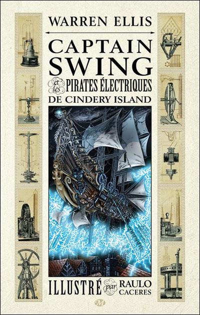 Captain Swing et les Pirates électriques de Cindery Island