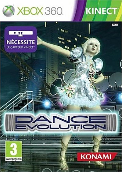 Dance Evolution Kinect
