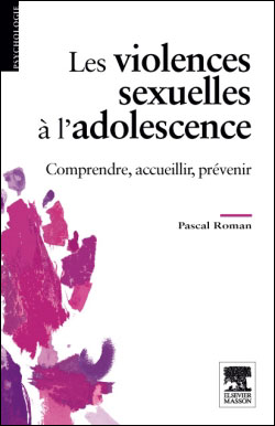 Les violences sexuelles à l'adolescence
