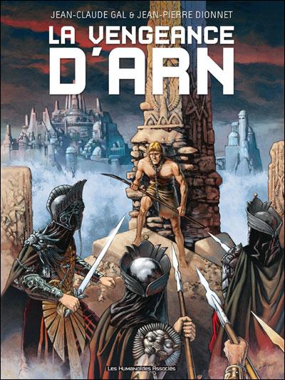 Epopées fantastiques - la vengeance d'Arn