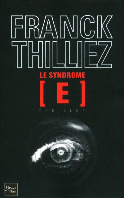 """Résultat de recherche d'images pour """"franck thilliez le syndrome e"""""""