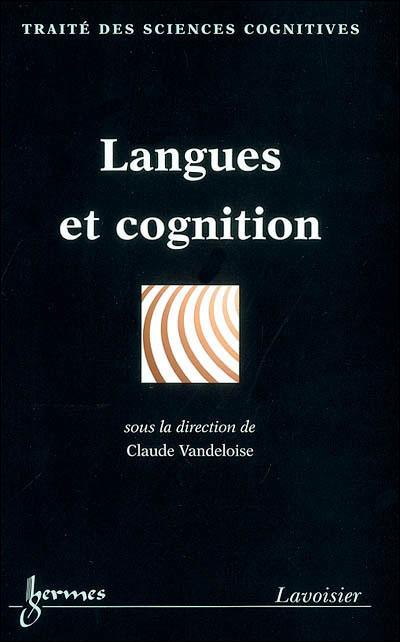 Langues et cognition