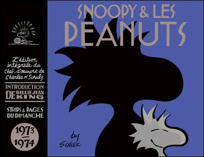 Snoopy - Intégrales - Snoopy et les Peanuts - Intégrale - tome 12 (1973-1974)