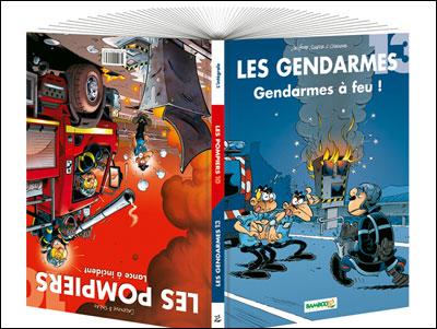 Integrale gendarmes t13 - pompiers