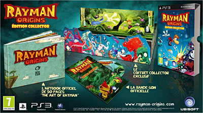 Rayman Origins - Edition collector
