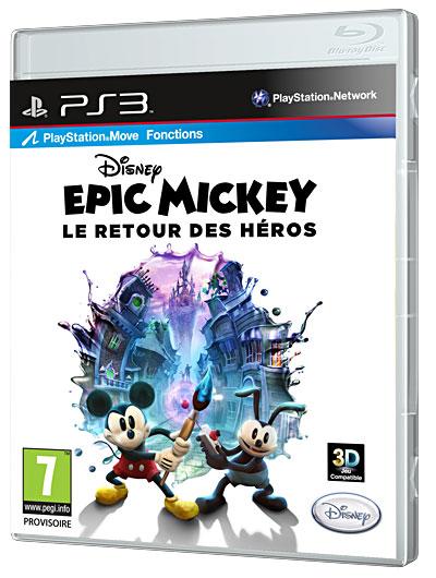 Disney Epic Mickey 2 - Le retour des héros