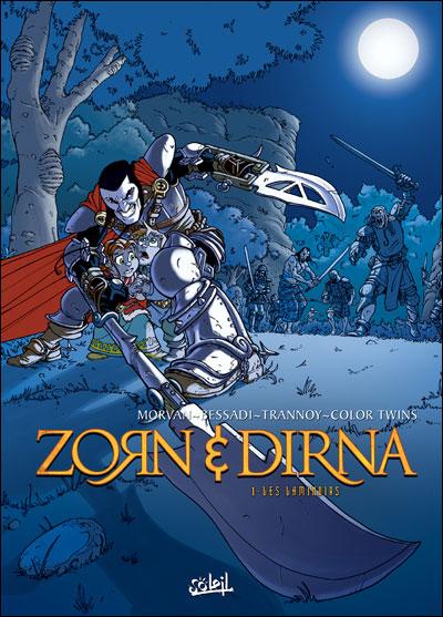 Zorn et Dirna - tome 1