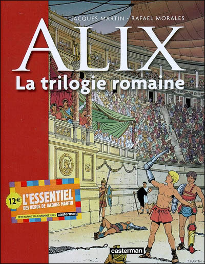 La trilogie romaine