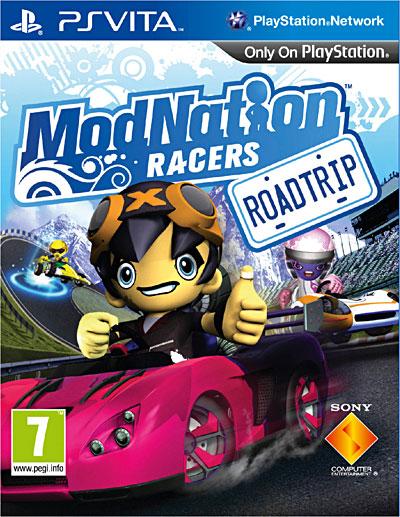 ModNation Racers - Road Trip - PS Vita