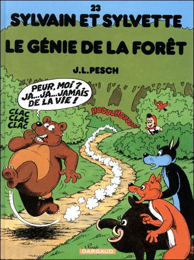 Le génie de la forêt