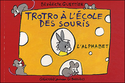 L'âne Trotro -  : Trotro à l'école des souris