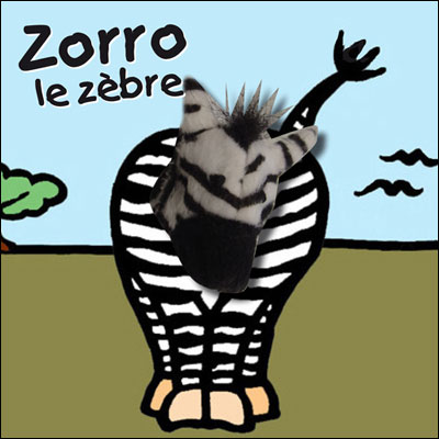 Zorro le zèbre