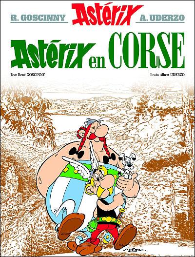 Astérix - Astérix en Corse - tome 20