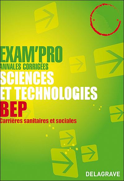 Sciences et technologies, BEP Carrières sanitaires et sociales