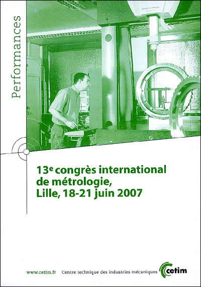 13e congrès international de métrologie