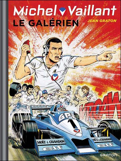 Michel Vaillant - Le galérien