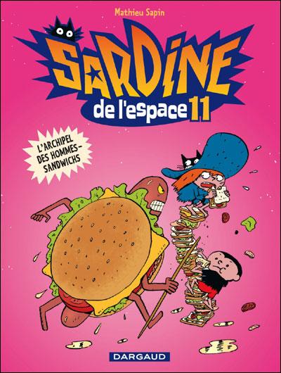 Sardine de l'espace - L'Archipel des hommes-sandwichs