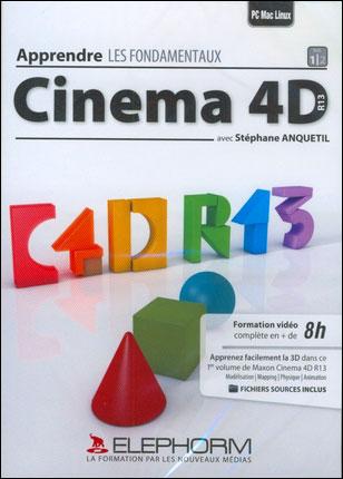Apprendre Cinema 4D R 13