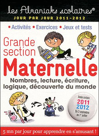 Almaniak Maternelle Grande Section