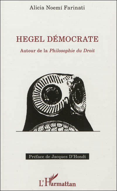 Hegel démocrate