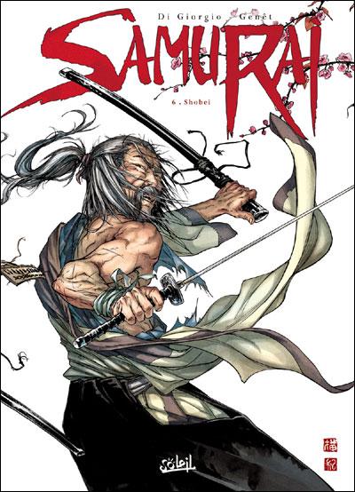 Samurai t06 shobei