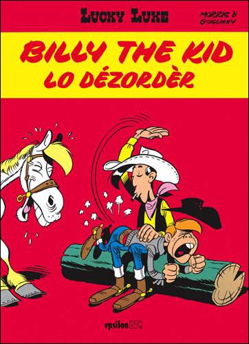 Billy the kid, lo dézordèr