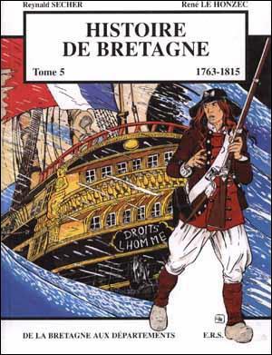 De la Bretagne aux départements (1763-1815)