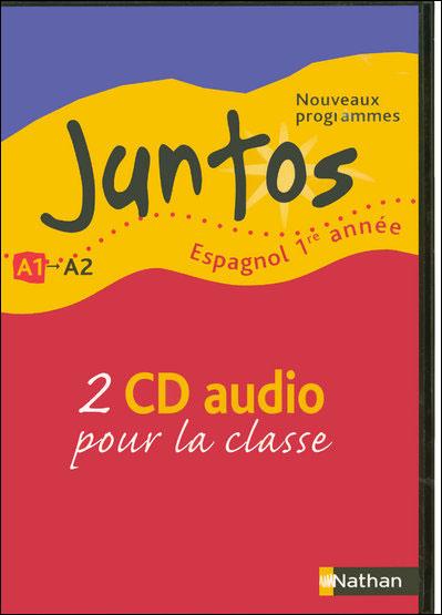 Juntos 1re année 4e - 2 cd classe
