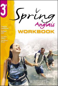 Spring 3e LV1 - Anglais - Workbook