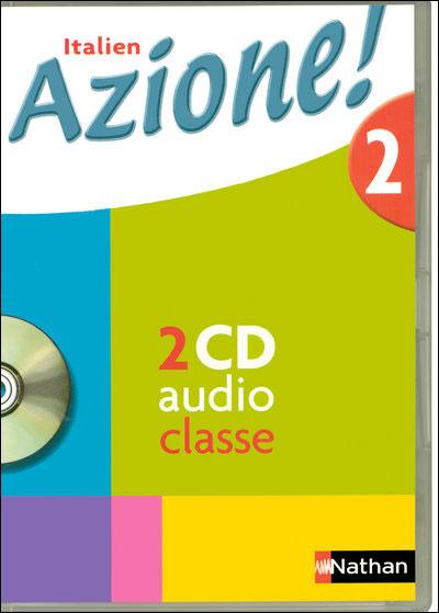 Azione ! Niveau 2 2007 - 2 cd classe
