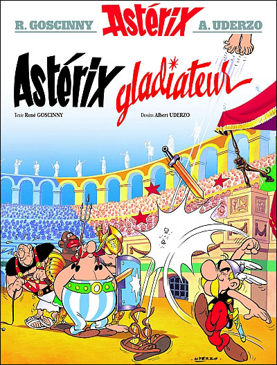 Astérix - Astérix gladiateur - tome 4