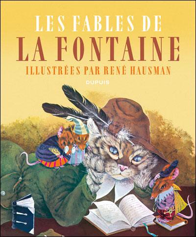 Les fables de La Fontaine - Les fables de la Fontaine(version luxe)