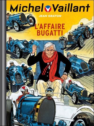 Michel Vaillant - L'Affaire Bugatti
