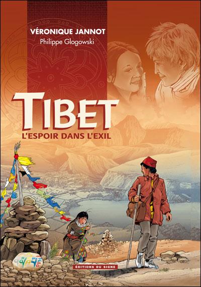 Le Tibet, l'espoir dans l'exil