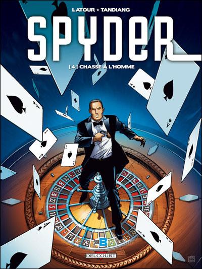 Spyder T04 Chasse à l'homme