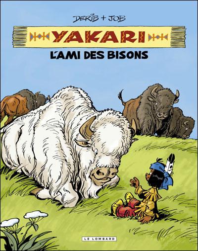 L'ami des bisons