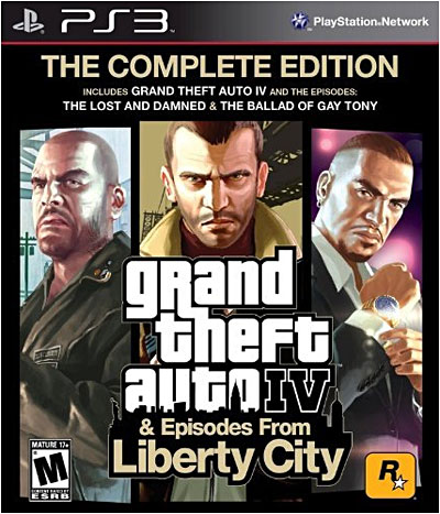 Grand Theft Auto 4 - GTA IV Edition complète