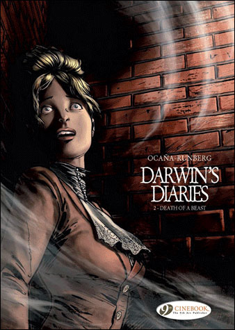 Darwin's diaries - tome 2 Death of a beast