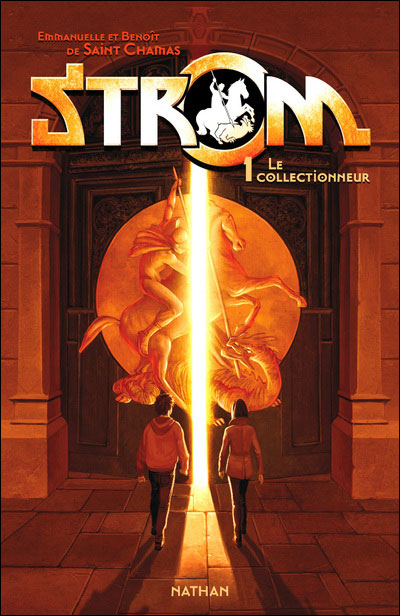Strom - Tome 1 : Strom t1 le collectionneur