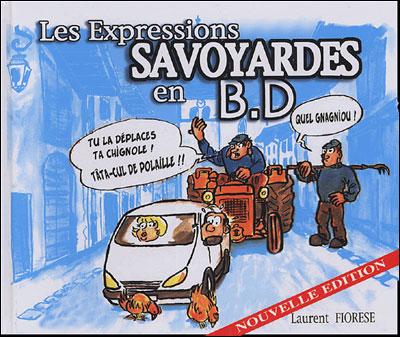 Les expressions savoyardes en BD