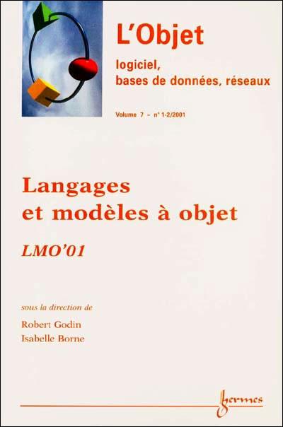 Langages et modèles à objet