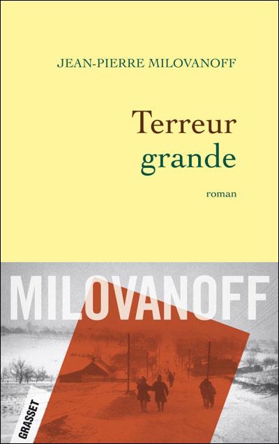 Terreur grande - Jean-Pierre Milovanoff (Auteur)