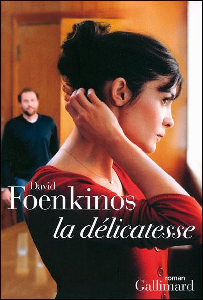 Intw vidéo de David Foenkinos pour La délicatesse