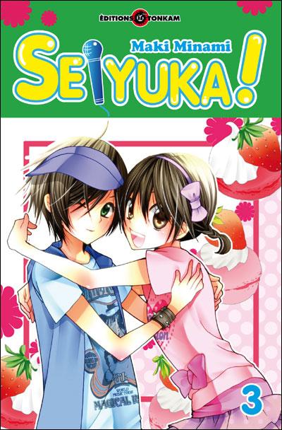 Seiyuka - Tome 3 : Seiyuka ! 03