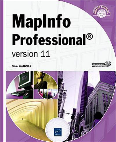 MapInfo Professional Version 11
