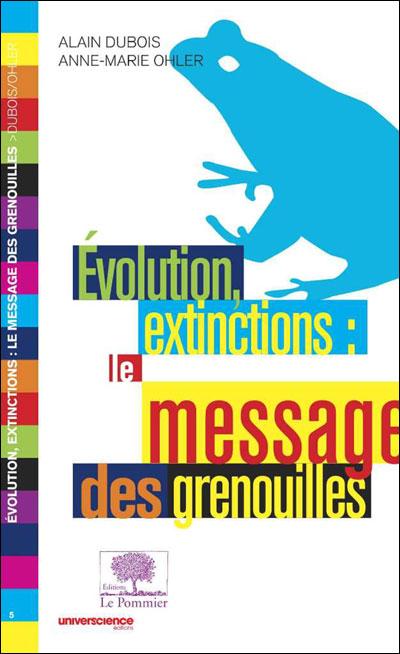 Évolution, extinctions : le message des grenouilles