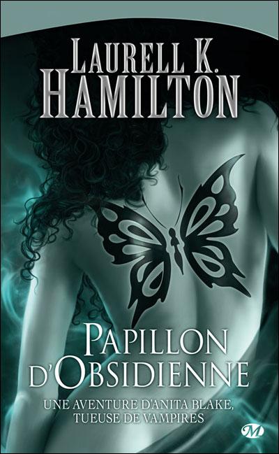 Anita Blake, T9 : Papillon d'Obsidienne