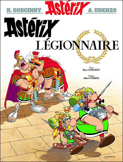 Astérix - Astérix légionnaire